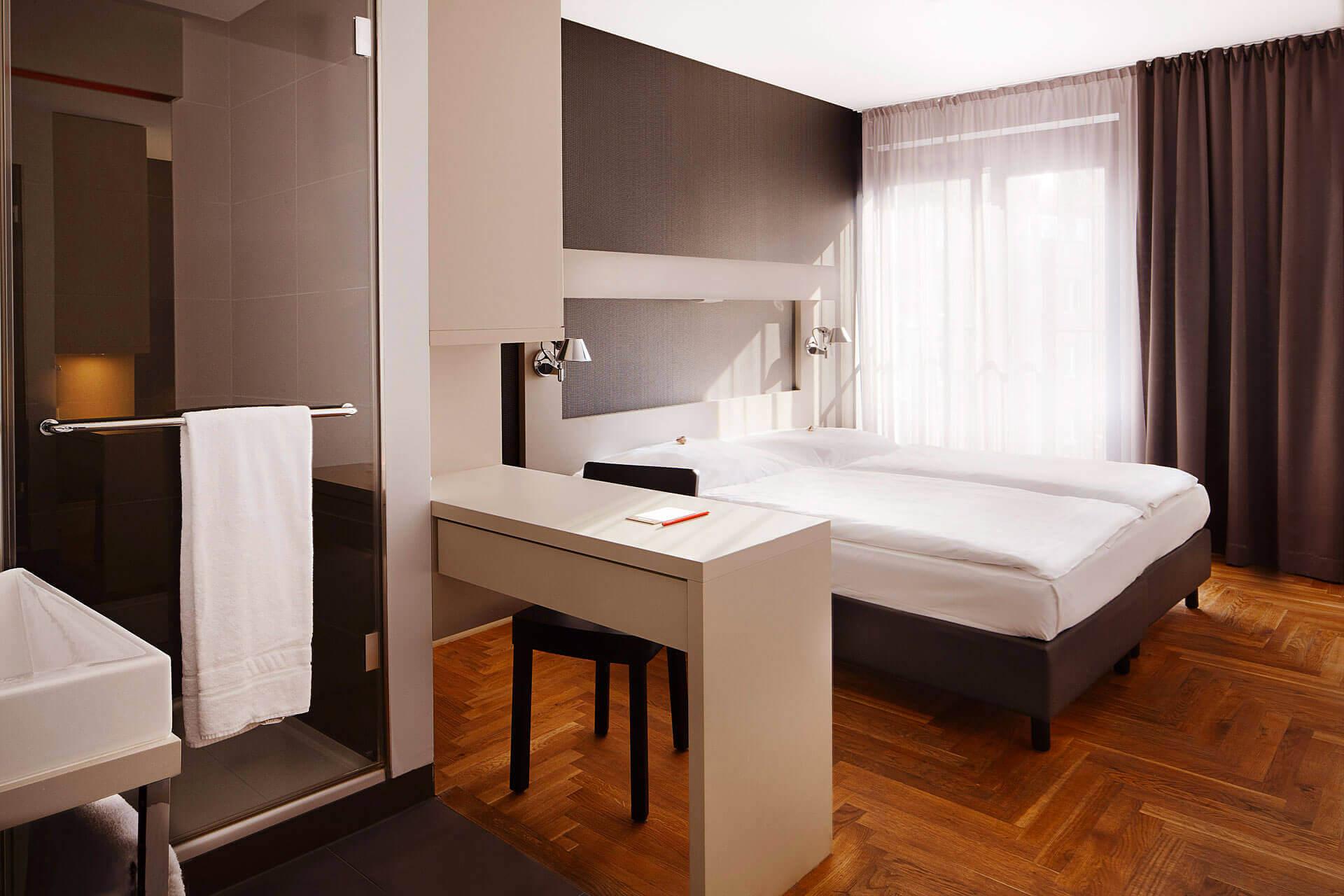 Amano Hotel Berlin Dachterrasse