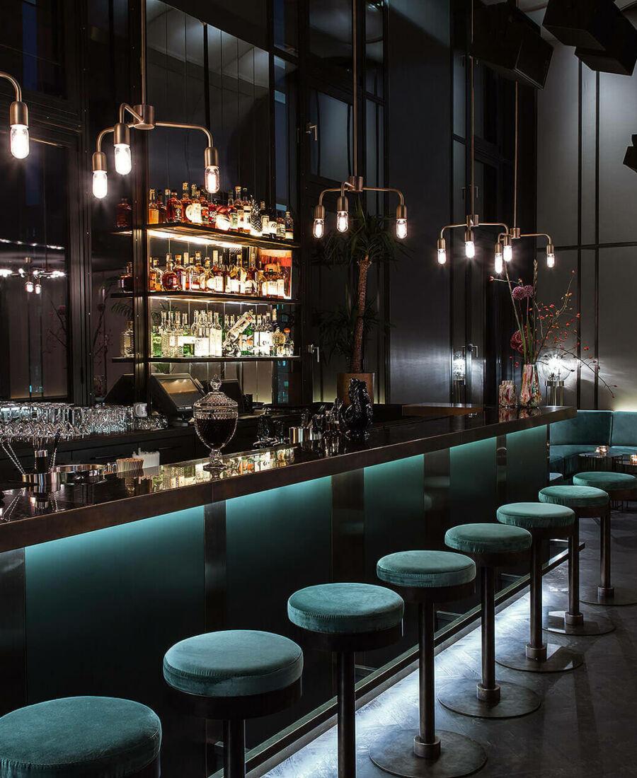 Stylisch bar near Berlin central station | APARTMENT Bar