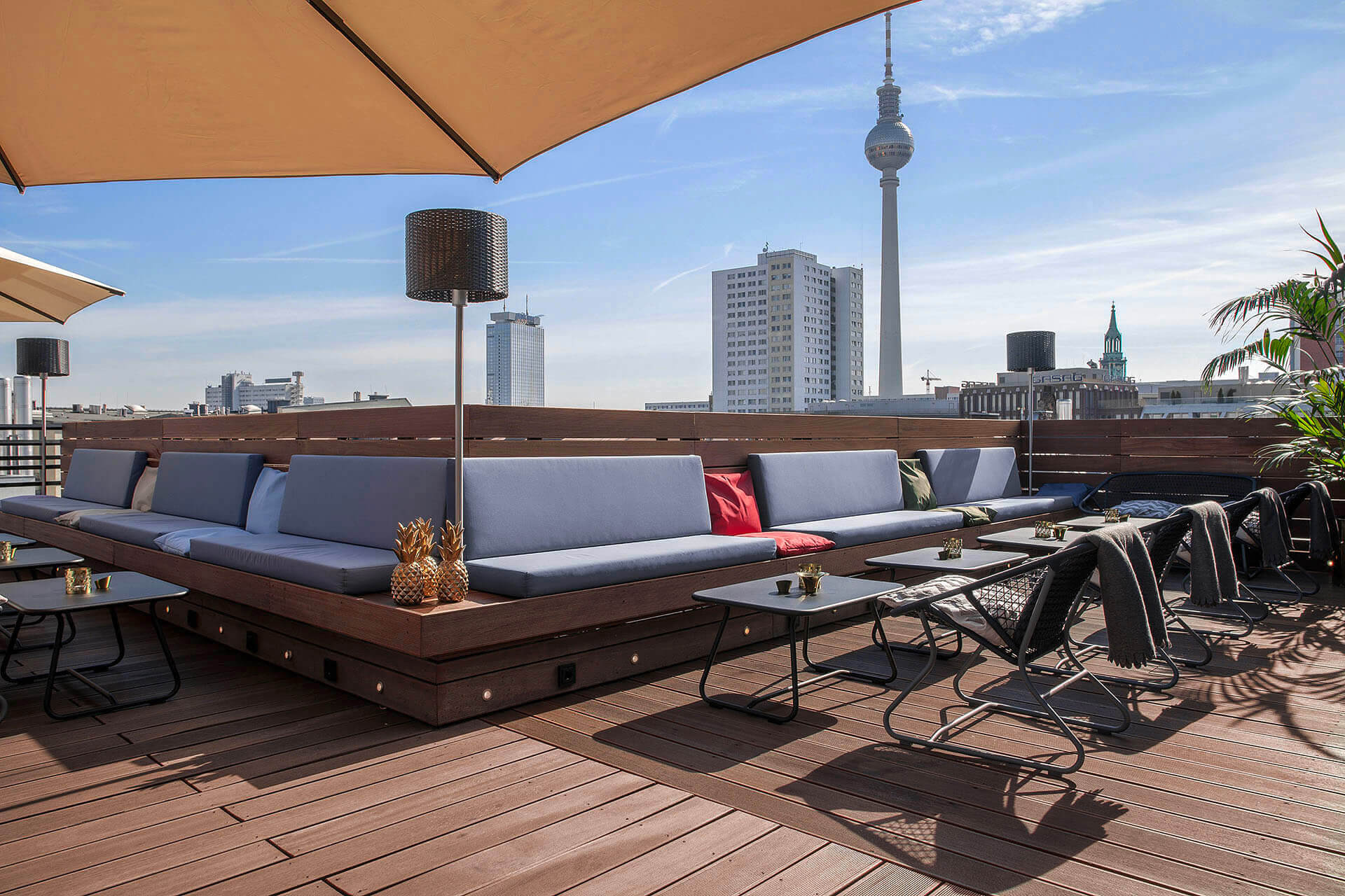 Hotel Zoe By Amano Group Berlin