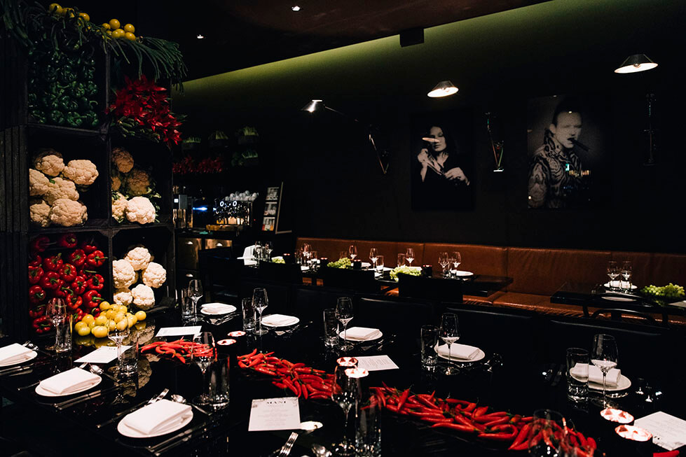 Excellent French-Israeli style restaurant | MANI Restaurant